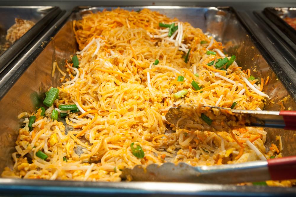 Pad Thai From Mana Foods Deli Hot Food Bar