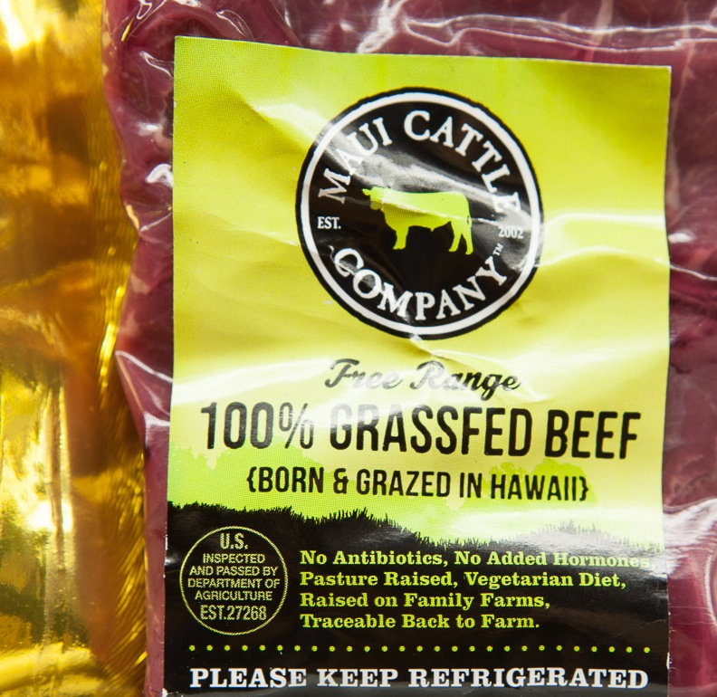grass fed beef mana foods maui