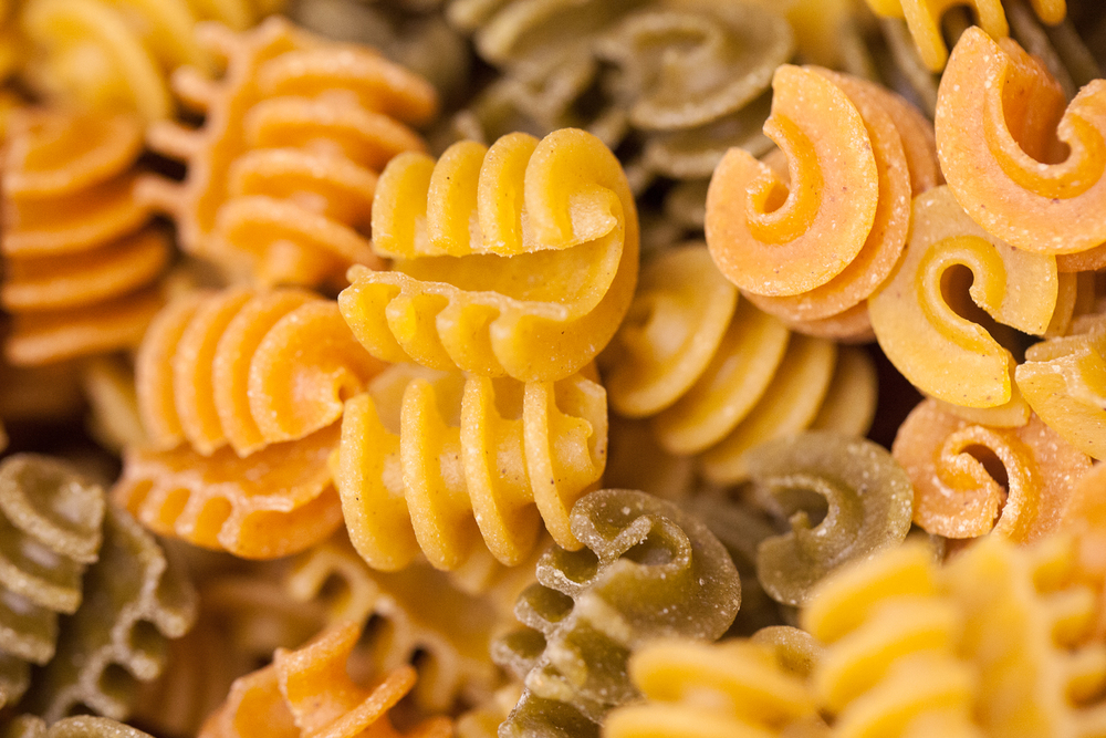 Mana Foods Bulk Department Organic Pasta
