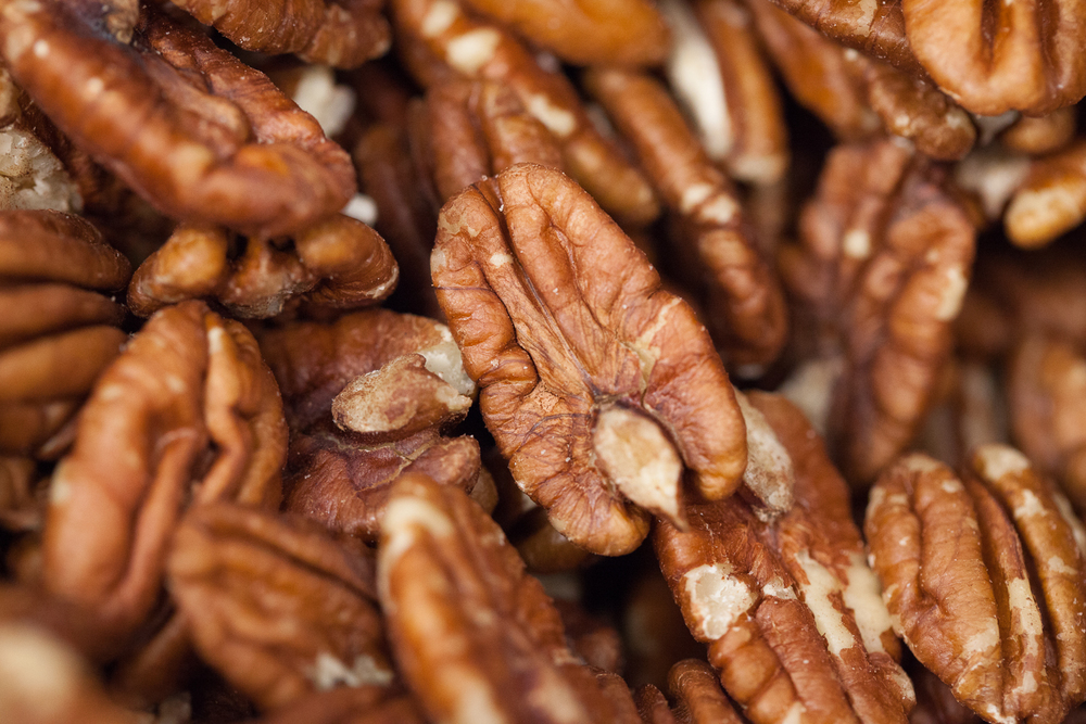 Mana Foods Bulk Department Organic Pecans