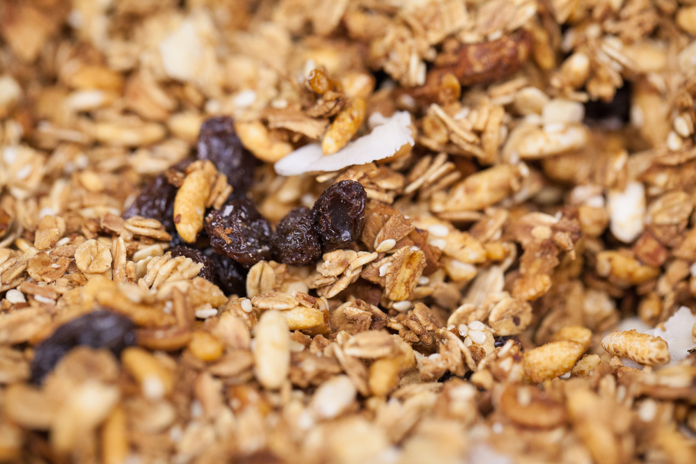 Mana Foods Bulk Department Granola