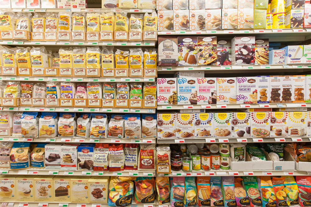 Mana Foods Bulk Department Baking Ingredients