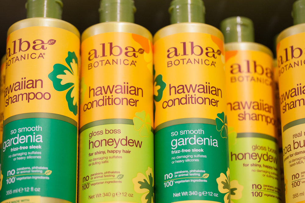 alba shampoo conditioner mana foods maui