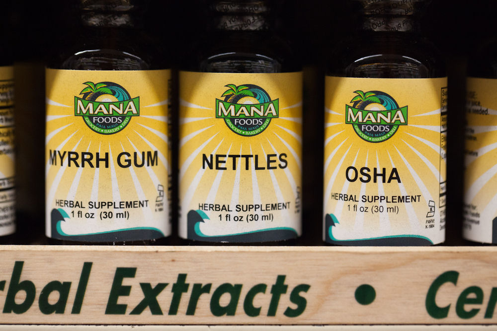 herbal supplements mana foods