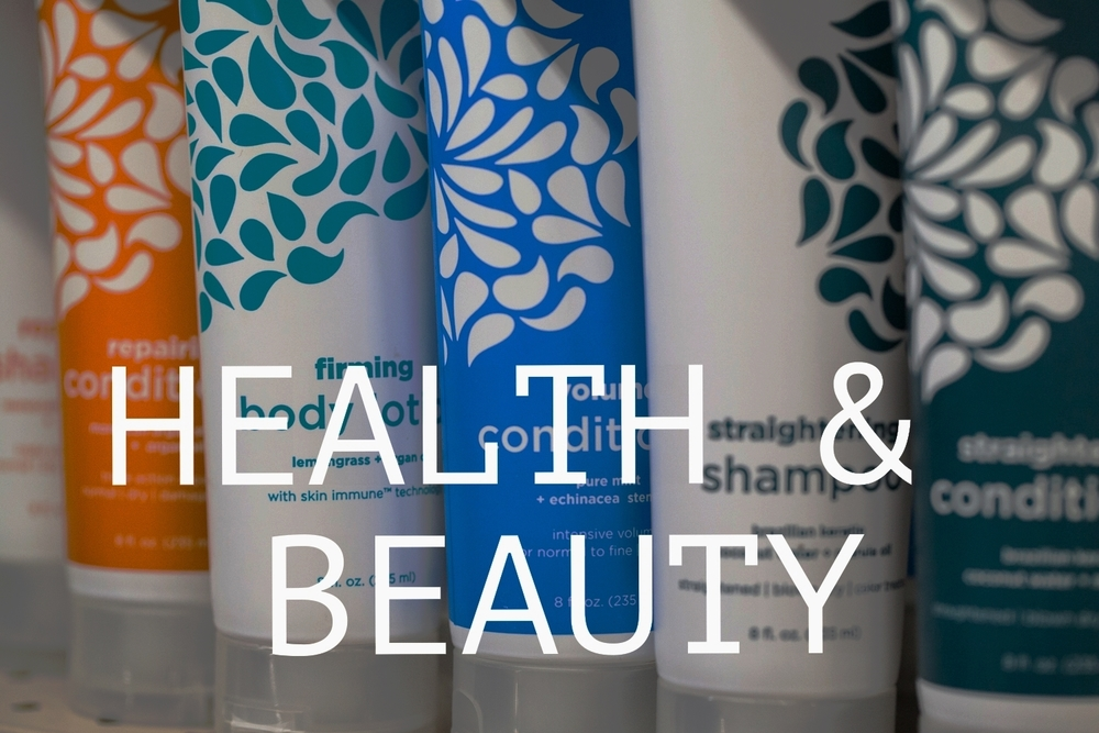 Health & Beauty Department