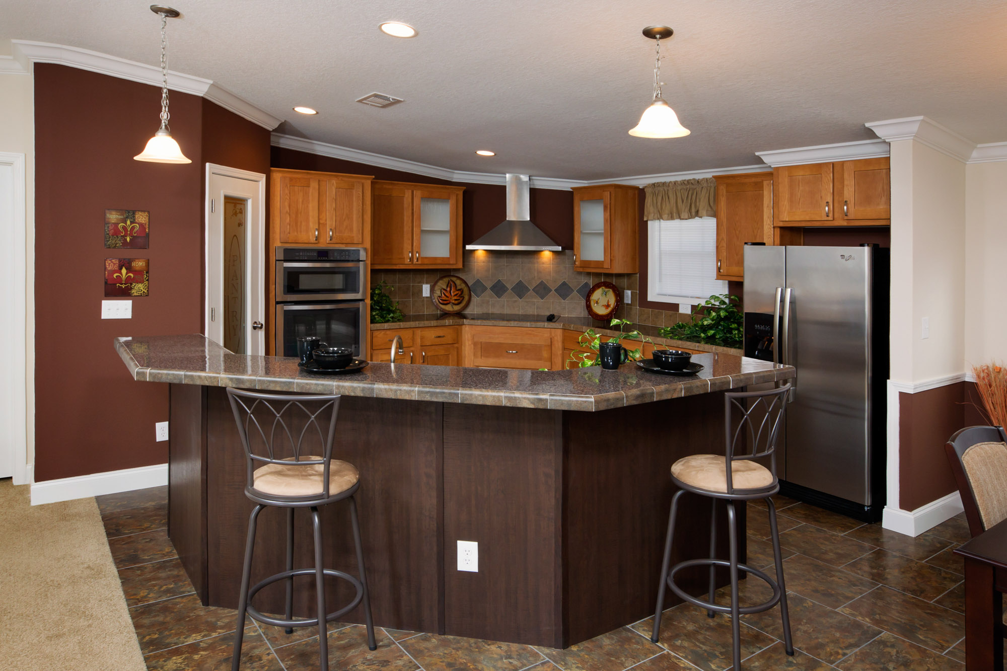 Interior Mobile Home | Mobile Homes All The Qualities Of Stick Built Homes At A Fraction