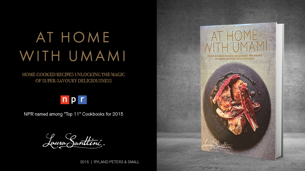 COOKBOOKS | At Home With Umami