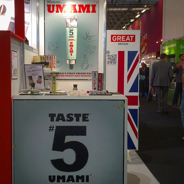We're at SIAL Paris! Come say hello if you're here - Hall 2 JM 042 x