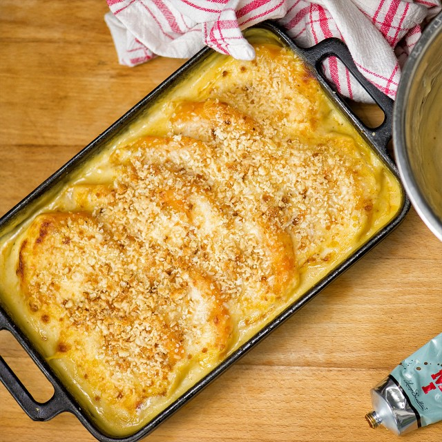 Butternut Squash Gratin - a delicious family favourite side dish that brings smiles all around. Recipe on the blog now. x