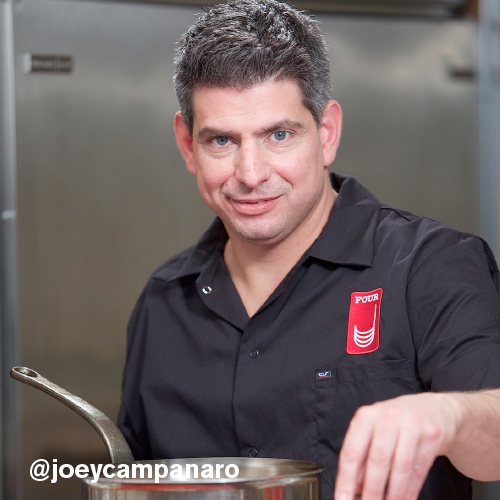 Chef Joey Campanaro