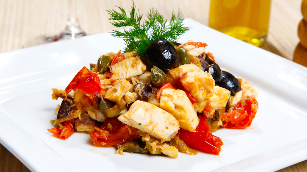 grilled sicilian swordfish