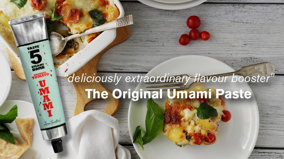 Taste #5 Original Umami Paste