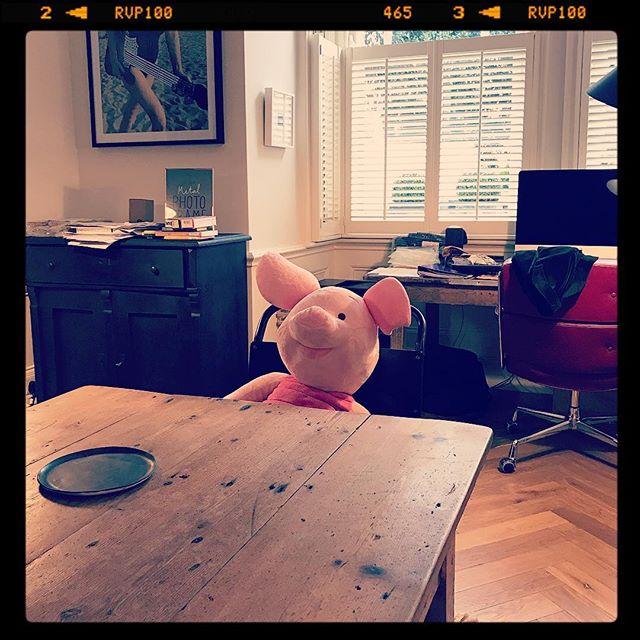 #monday #standin #stunt #bodydouble #ceo #piglet the #management will not be #tolerate any #bullshit #bullshitters #today. #itstooearly #itstoocold #youhavebeenwarned #🐷 #🐽 #namaste #bitchez ******************** #winniethepooh #hundredacrewoods #aamilne #london