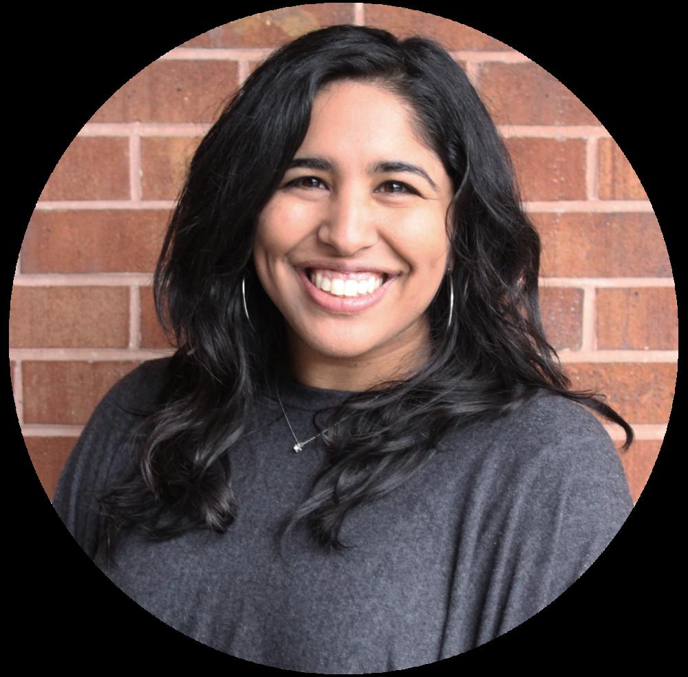 Sarah Dossani  Graphics Coordinator
