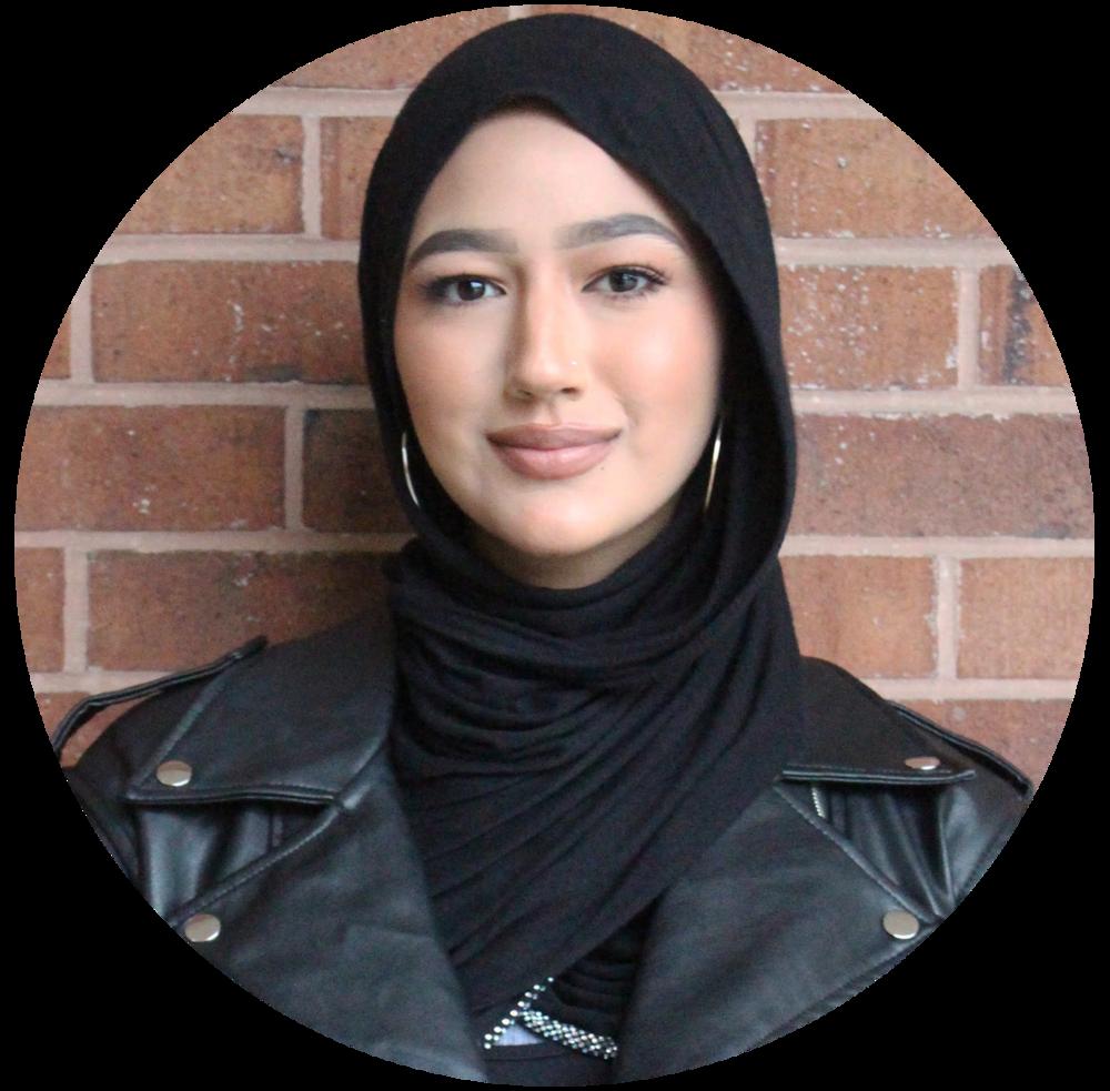 Fatima Ahmad  Outreach Coordinator