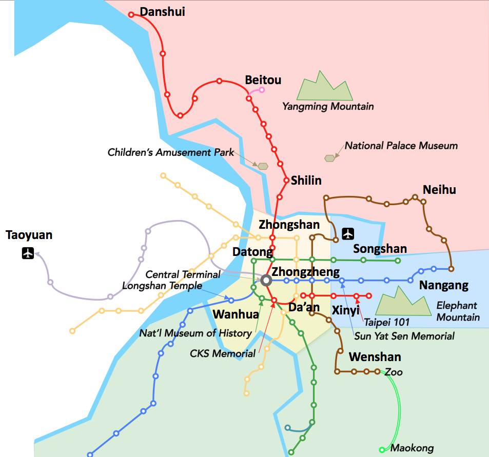 Click to expand. Not all MRT stations are shown - map is for general orientation only