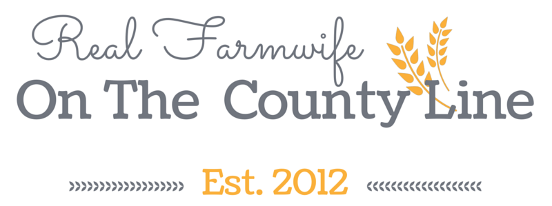 Real Farmwife on the County Line