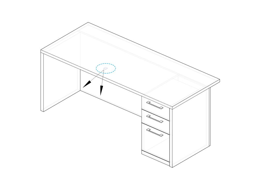 Temperature Sensing on Desks
