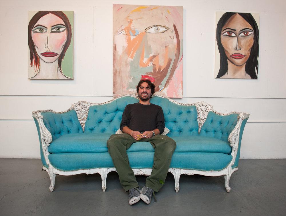 JOSEPH AIVASIAN - ARTIST/PAINTER