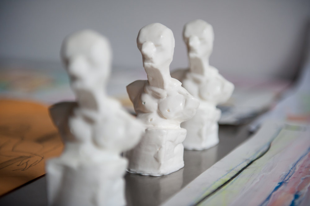 Sculptures by Flanders