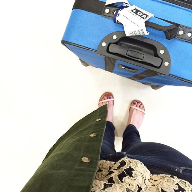 With the intent of wanderlust comes the fun of finding new travel outfits!