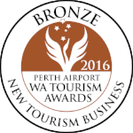 Category 24 New Tourism Business Bronze Medal Winner