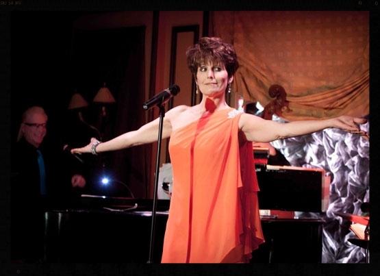 Lucie Arnaz in concert.