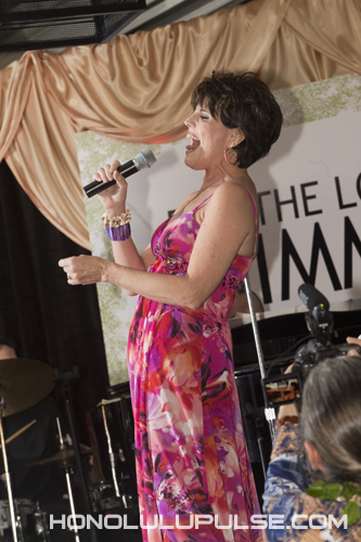 "Lucie Arnaz at Jimmy Borges' Fundraiser, ""For the Love Of Jimmy,"" Jan 30, 2016."