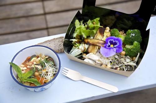 Street Food La Guinguette d'Angèle