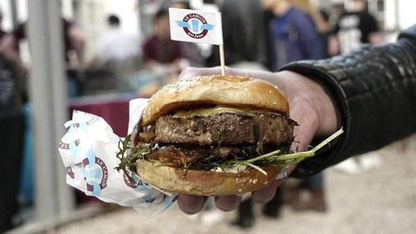 street food le camion qui fume Paris