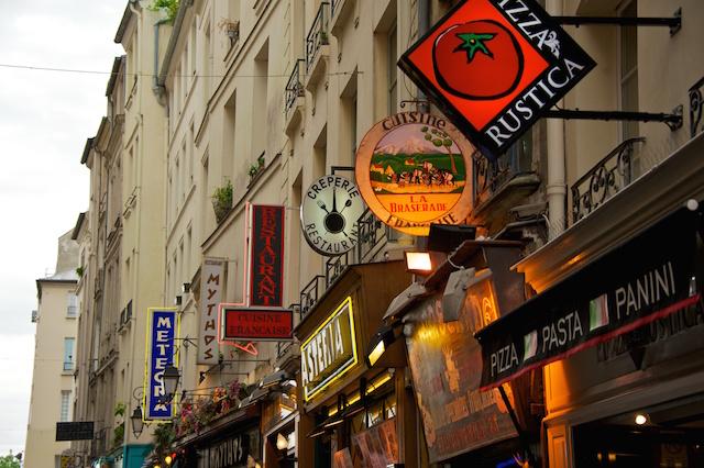 Rue de la Hochette Paris