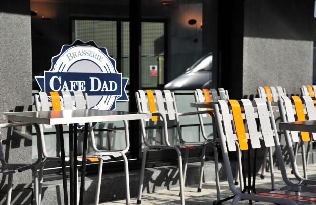 café dad Paris Terrace