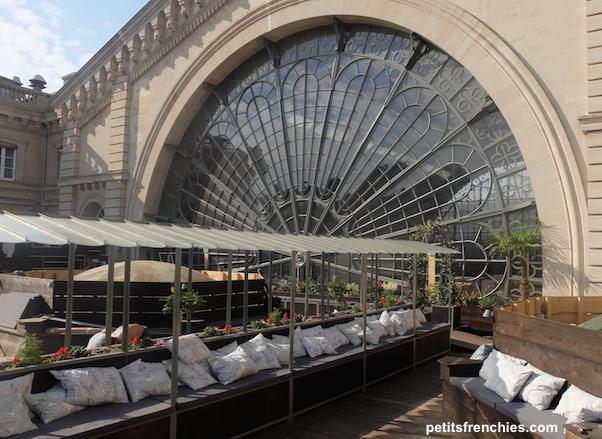 Le Perchoir de l'Est terrace Paris