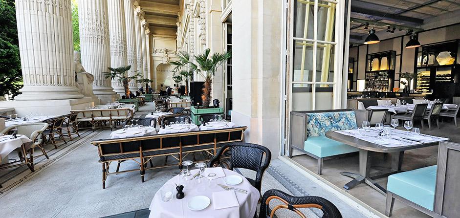 terrace Paris mini palais