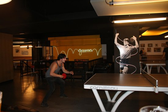 Gossima ping pong