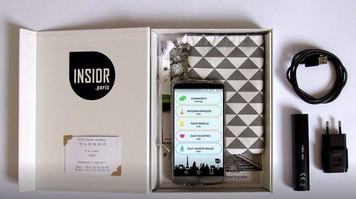 INSIDR phone Jos blog