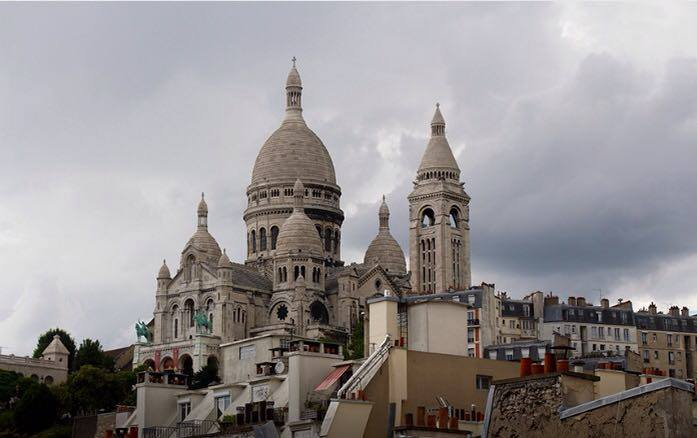 Montmartre Paris Jos blog tips