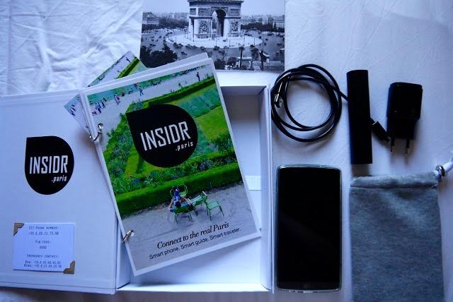 INSIDR phone