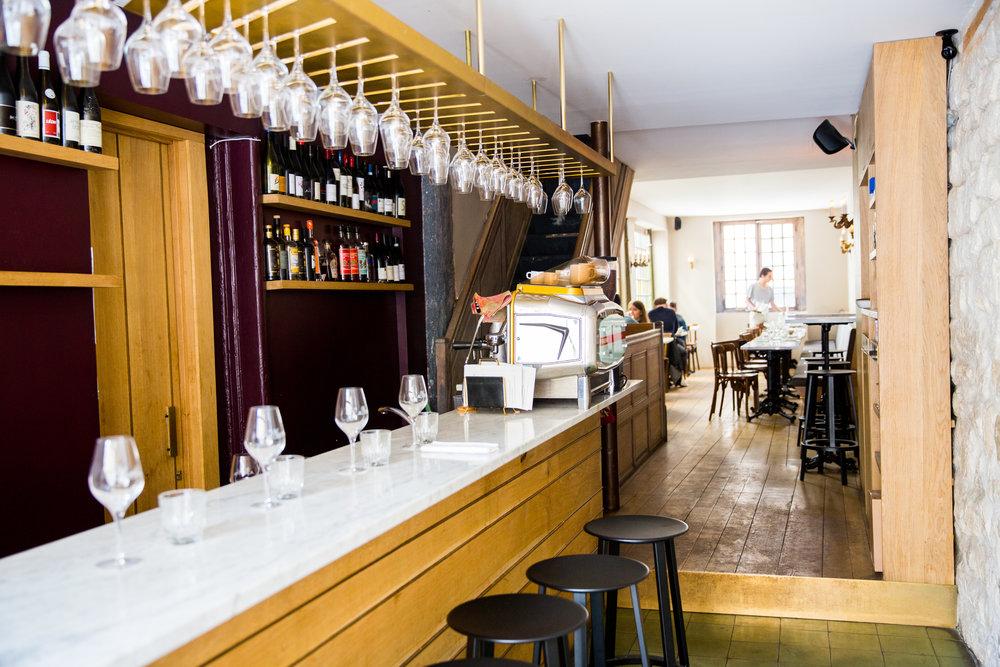 Ellsworth restaurant Paris