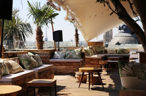 Insidr's favourite rooftop bar in Paris - Le Perchoir
