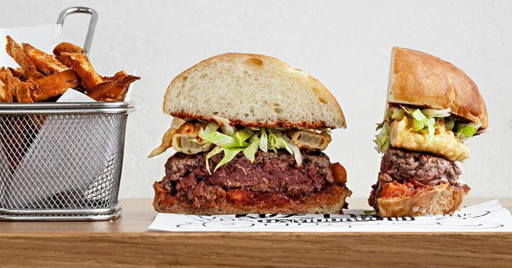 Photo credit @ blendystyle.fr - Blend Hamburger
