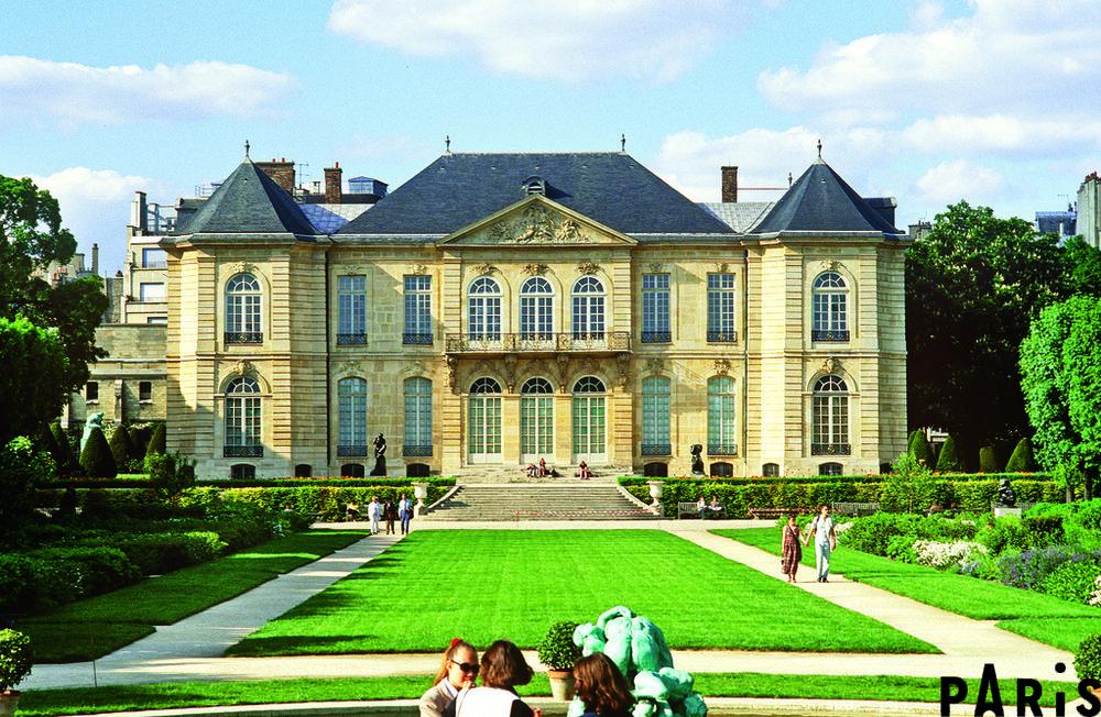 Musée Rodin, Paris in the Summer (Photo credit @ photos.parisinfo.com)