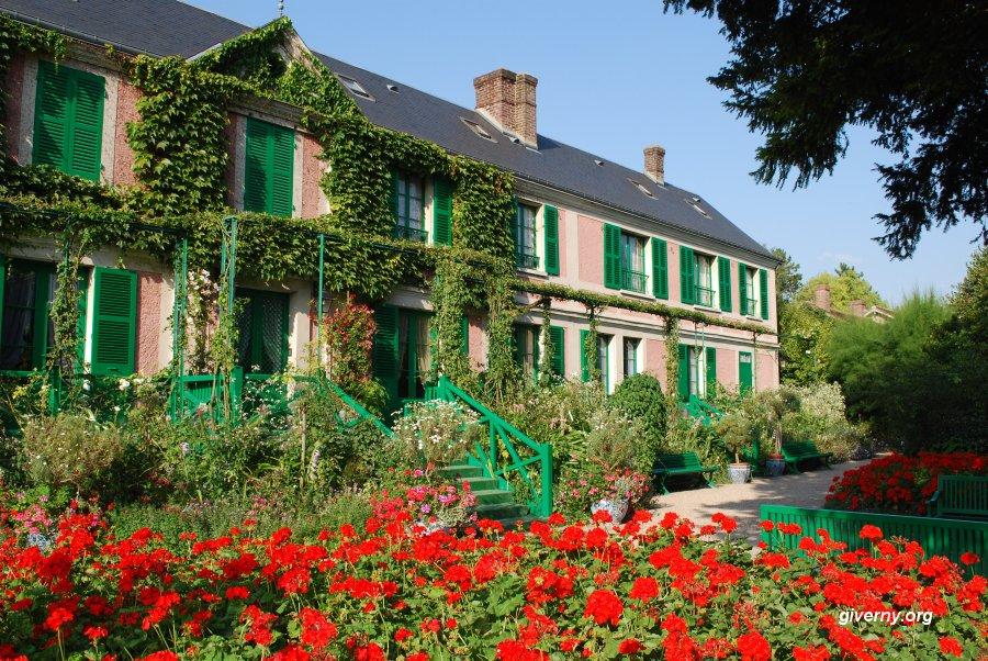 Viajar a Giverny desde París