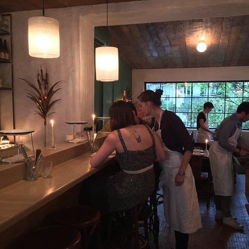 Clamato restaurant - Photo credit: INSIDR paris
