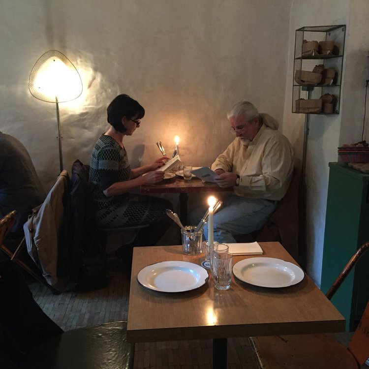 ร้านอาหาร Clamato - รูปภาพจาก : INSIDR paris