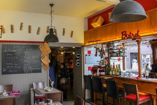Local, fresh cuisine at Le Bouchon Cave et Bistrot - Photo Credit: clinesbox.com