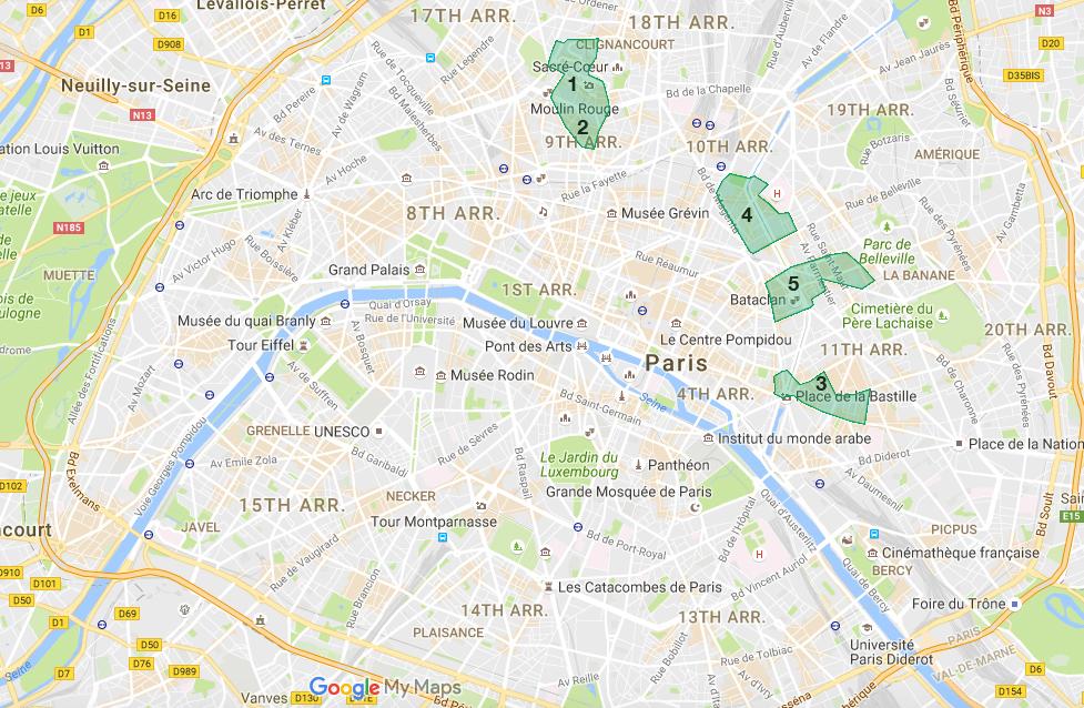 Live like a local in Paris