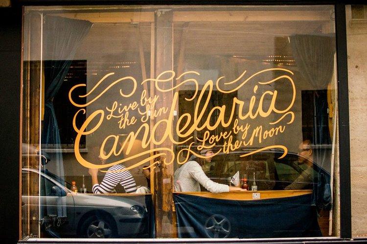 巴黎酒吧 #1 CANDELARIA
