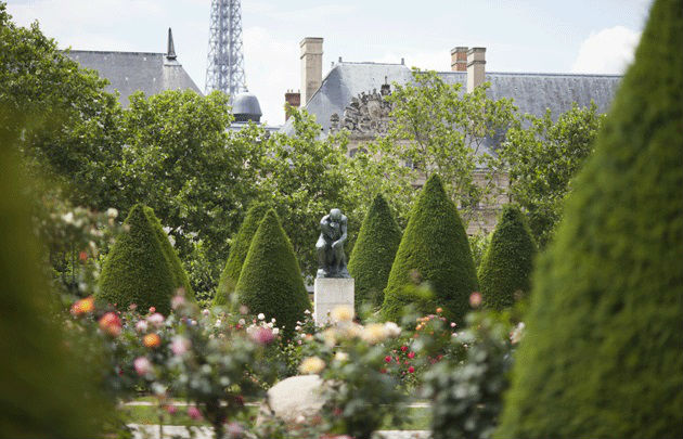 Best museum caf s and gardens insidr paris for Restaurant dans un jardin paris