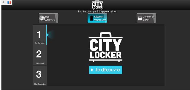 Photo credit:citylocker.fr